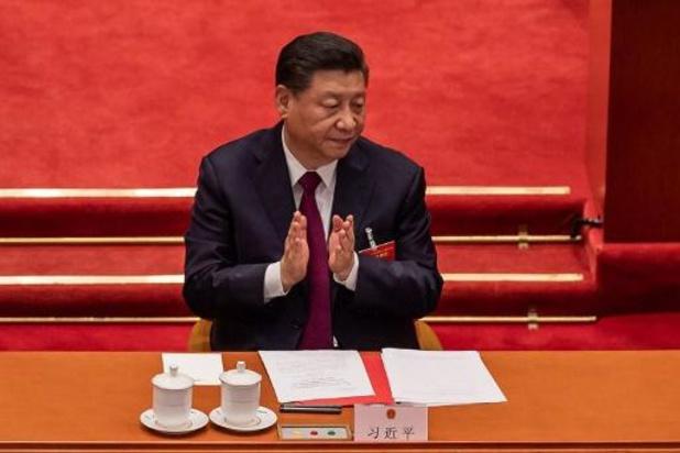 Xi appelle Merkel pour dire ses espoirs de coopération