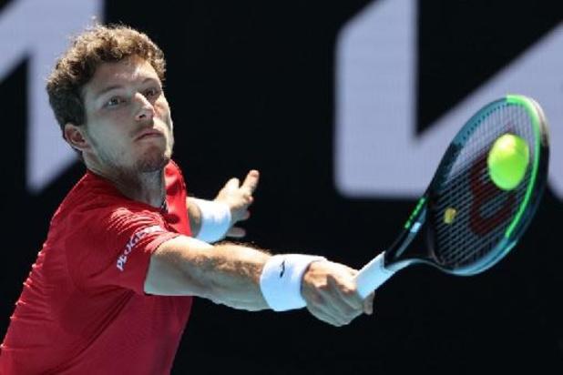 Pablo Carreno Busta bat son compatriote Jaume Munar en finale du tournoi ATP de Marbella