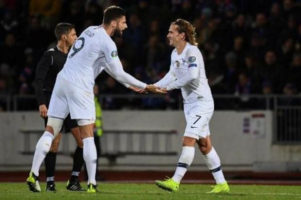 Qualifications Euro 2020 - La France, la Turquie et l'Ukraine touchent presque au but, l'Angleterre cale