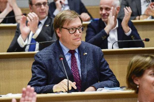Agent de liaison: le MR veut entendre Olivier Maingain au parlement