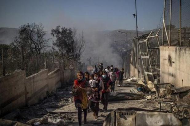 Amnesty International eist humaan onderkomen voor ontheemde vluchtelingen