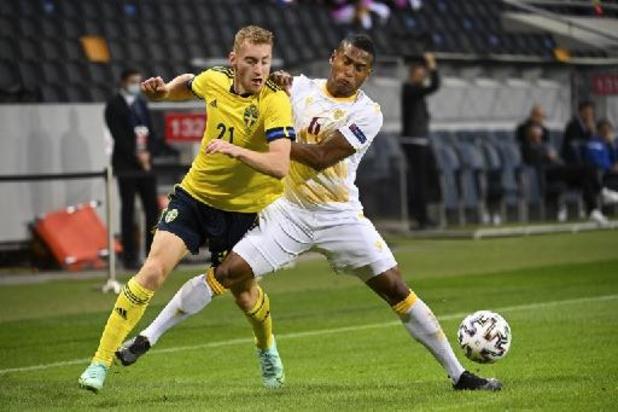 Zweed Kulusevski test positief, forfait tegen Spanje