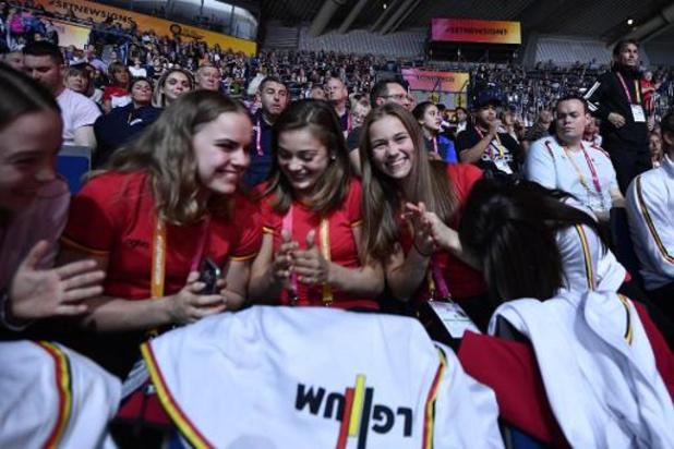 Mondiaux de gymnastique - La Belgique assurée d'aller aux Jeux de Tokyo