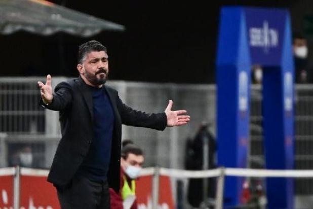 Serie A - Napels gaat naar nieuwe coach op zoek