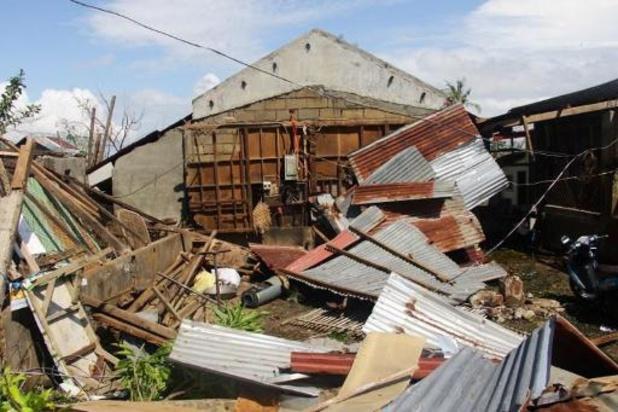 Typhon aux Philippines: un nouveau bilan fait état de 47 morts