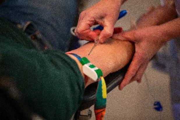 La Croix-Rouge s'inquiète des faibles réserves de sang