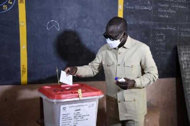 Manifestaties tijdens presidentverkiezingen in Benin