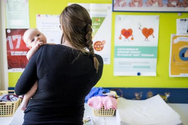 Vijftien weken moederschapsverlof, ook bij ziekte of werkloosheid