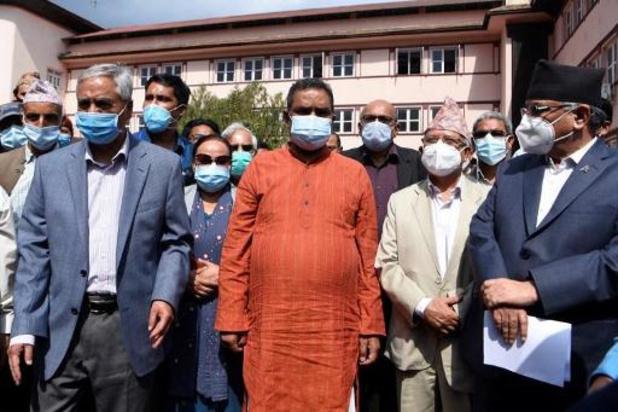 Hoogste rechtbank Nepal herinstalleert parlement