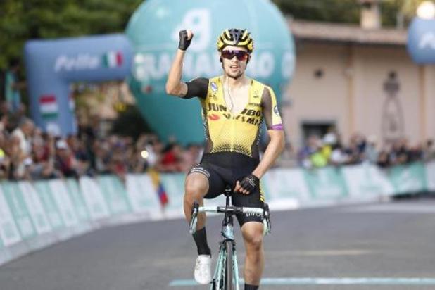 Coronavirus - Primoz Roglic remporte le championnat de Slovénie, la première course post-coronavirus