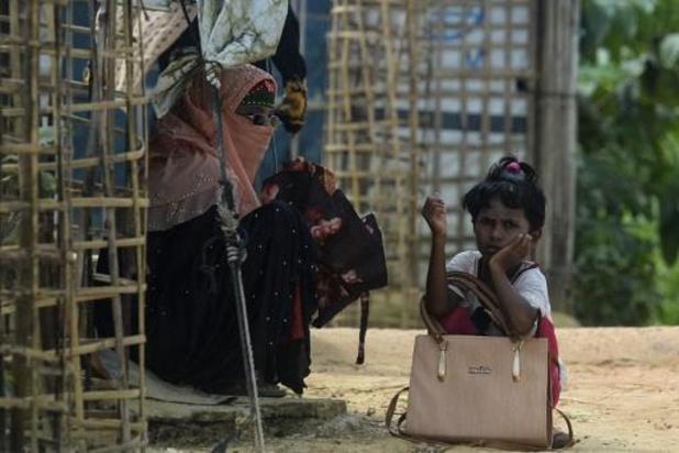 L'ONU obtient 600 millions USD de plus pour aider les réfugiés rohingyas