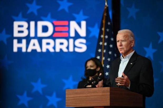 Democraat Joe Biden neemt de leiding in de staat Pennsylvania (CNN)