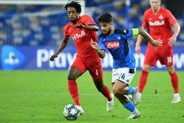 Jupiler Pro League: Anderlecht huurt Ghanees Ashimeru van Red Bull Salzburg