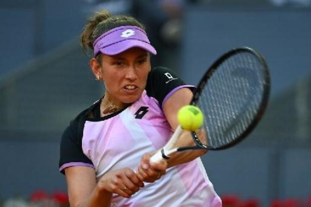 Roland-Garros - Elise Mertens treft kwalificatiespeelster in openingsronde, David Goffin ontmoet Italiaan Lorenzo Musetti