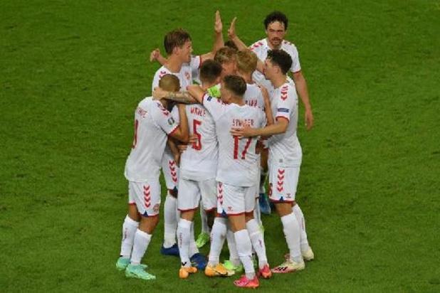 Euro 2020 - Le Danemark se joue de la République tchèque et rejoint le dernier carré