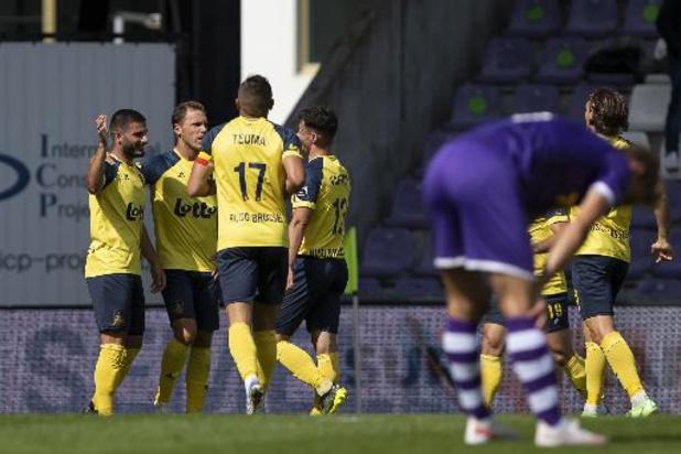 Jupiler Pro League - Vainqueur 0-3 au Beerschot, l'Union rejoint Courtrai en tête du classement