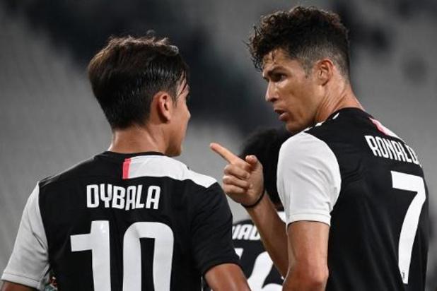 Belgen in het buitenland - Juventus en Atalanta spelen gelijk in spannende topper