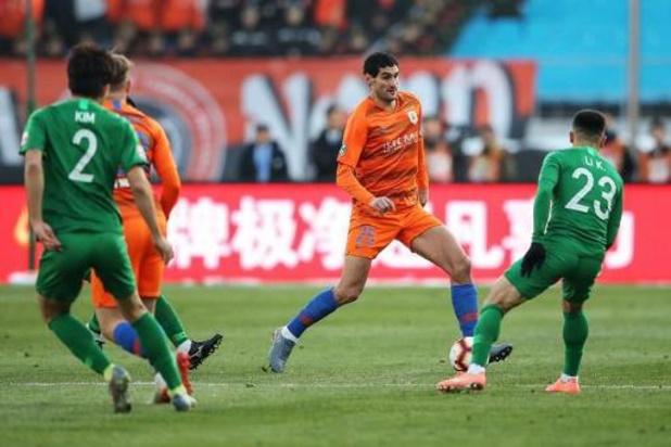 Le championnat de Chine de football débutera le 25 juillet