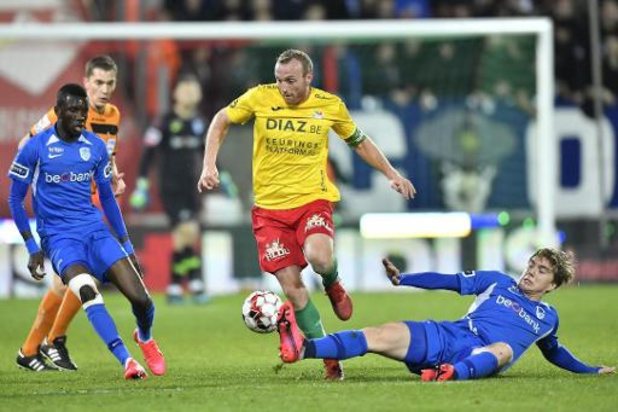 KRC Genk kan in play-offs niet op Kristian Thorstvedt rekenen