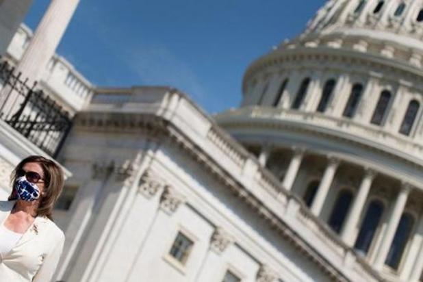 Le 117e Congrès américain fait sa rentrée en prélude d'une semaine décisive