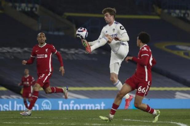 Premier League - Leeds en Liverpool delen punten