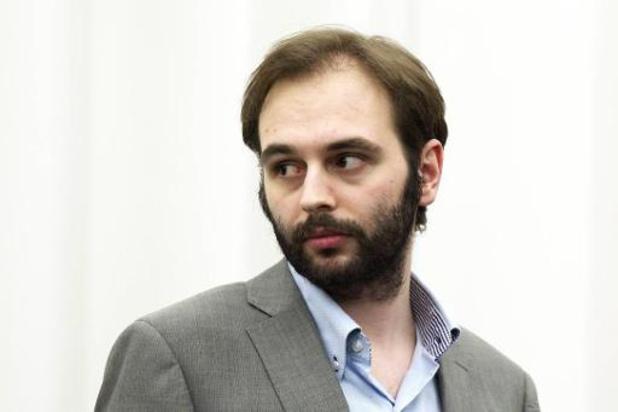 Kim De Gelder transféré vers le centre de psychiatrie légale d'Anvers