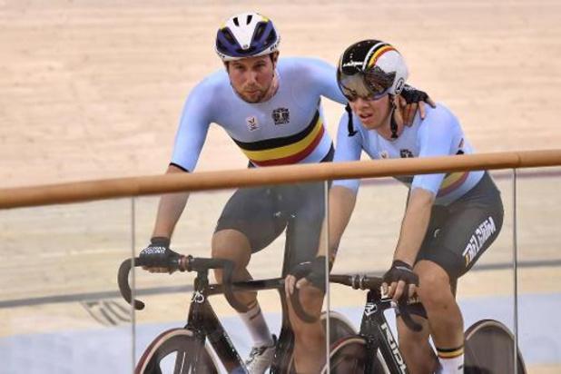 Euro de cyclisme sur piste - Fabio Van Den Bossche 10e en scratch