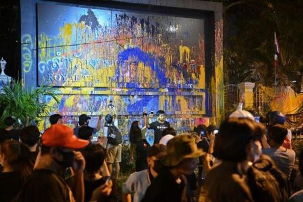 Thaïlande: des milliers de manifestants pro-démocratie réunis à Bangkok