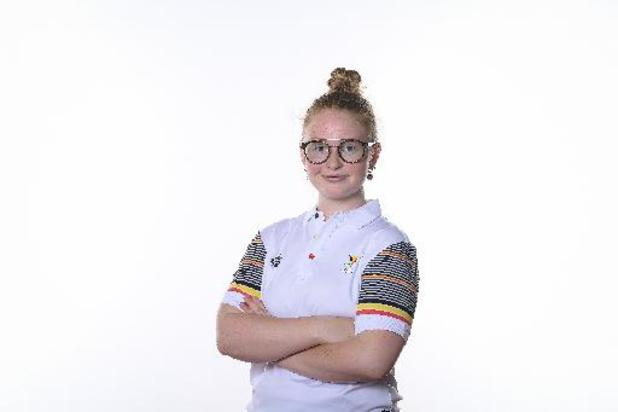 """OS 2020 - Jessie Kaps grijpt naast finaleplaats: """"Maar niet veel om over te treuren"""""""