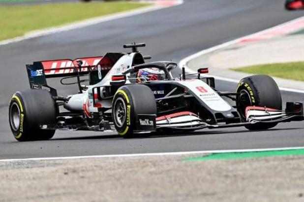 F1 - GP de Hongrie - Grosjean et Magnussen pénalisés, pas Albon
