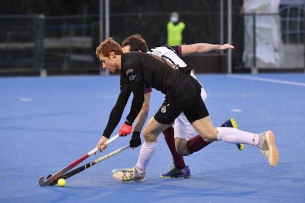 Belgian Men Hockey League - Gent sluit eerste ronde af als leider