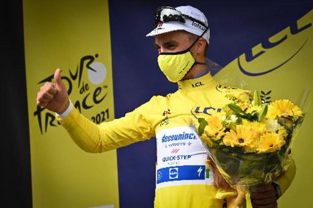 """Tour - Alaphilippe opnieuw favoriet, al heeft Mûr-de-Bretagne hem """"nog niet veel geluk gebracht"""""""