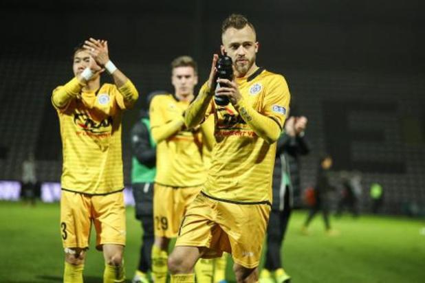 Proximus League - Roulers et Lokeren partagent 2-2