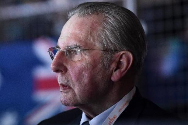 Jacques Rogge overleden - Jacques Rogge, de laatste Belg op de top van de Olympus
