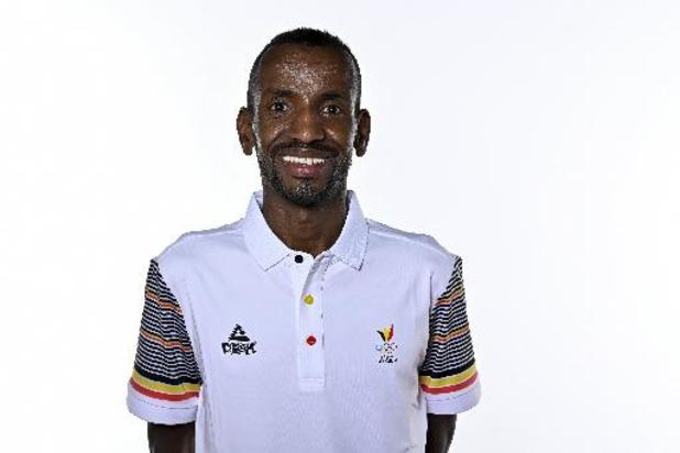 JO 2020 - Court portrait de Bashir Abdi