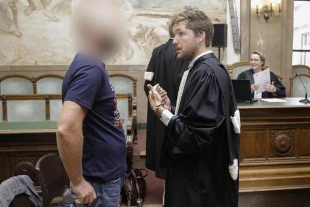 Treinbestuurder ramp Buizingen gematigd tevreden met vonnis