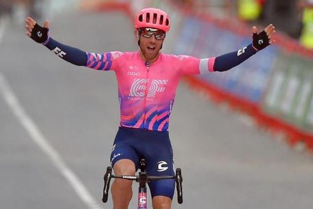 Michael Woods wint zevende Vuelta-etappe, Richard Carapaz blijft leider