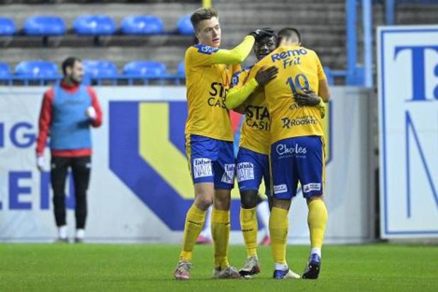 Jupiler Pro League - Waasland-Beveren verovert nu ook scalp van hekkensluiter Moeskroen
