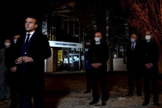Onthoofding nabij Parijs: Nog eens vijf mensen opgepakt, dader is 18-jarige Tsjetjeen