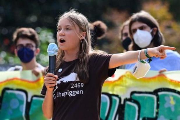 Un comité de l'ONU donne en partie raison à Greta Thunberg et d'autres jeunes