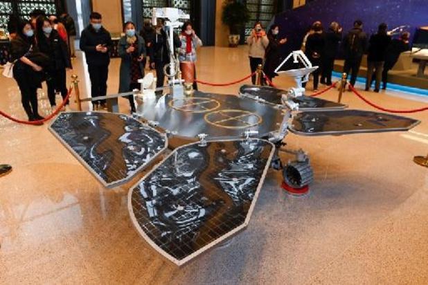 China maakt zich op voor Marslanding