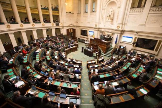 Les présidents de parti se retrouvent au parlement