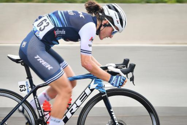 Elisa Longo Borghini remporte le Trophée Alfredo Binda
