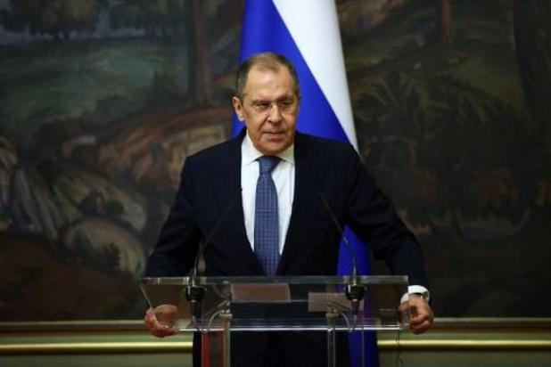 La Russie impose des sanctions à l'Allemagne et la France