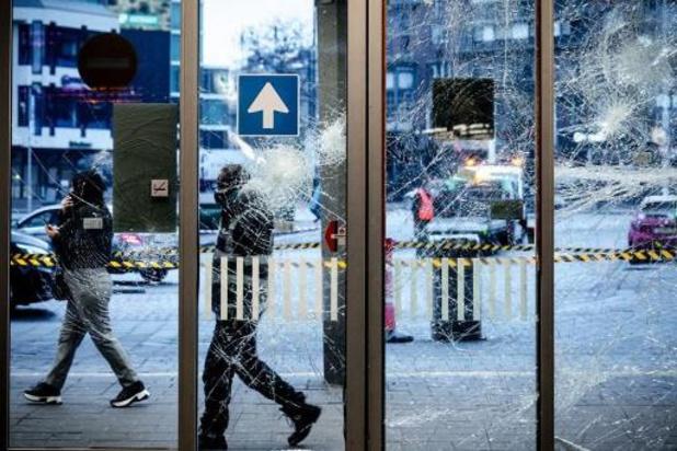 Opnieuw rellen op verschillende plaatsen in Nederland