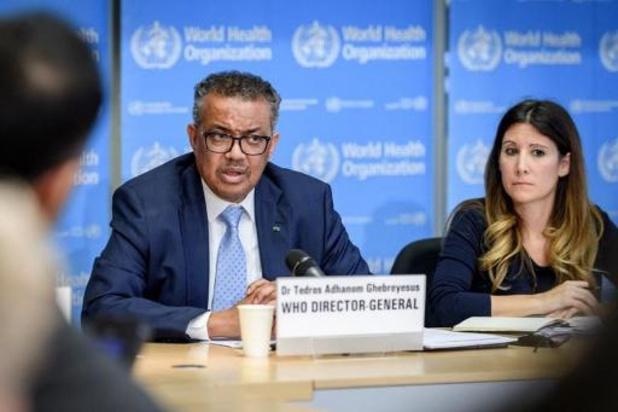 """""""Lange lijst"""" landen doet niet genoeg in strijd tegen virus, aldus WHO"""