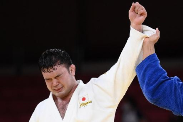 Japanner Aaron Wolf kroont zich tot olympisch judokampioen -100 kg