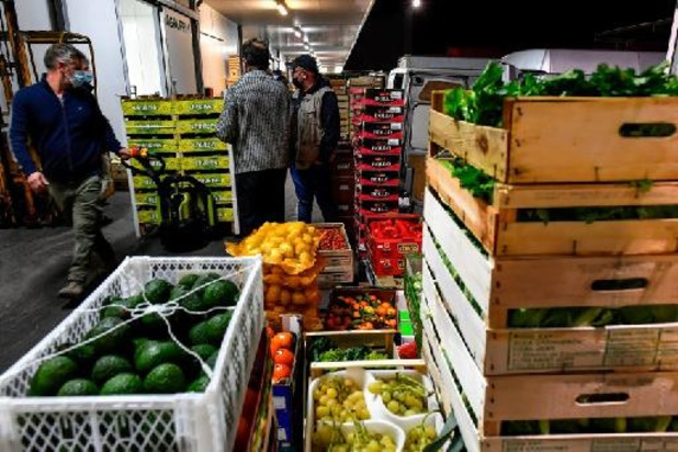 """France: un grossiste soupçonné d'avoir """"francisé"""" des tonnes de légumes espagnols"""