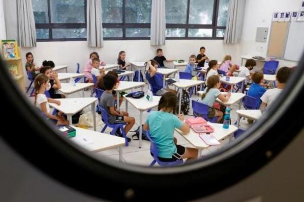 Israël sluit scholen vervroegd nu besmettingen toenemen