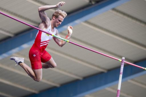 Ben Broeders, blessé aux ischios, renonce à la saison indoor d'athlétisme et à l'Euro de Torun